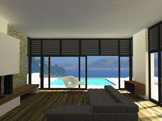Conception d'une villa d'architecte de plein pied Deco-Daix