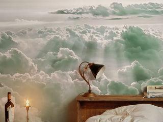 Wolken-Tapeten Gaedke Tapeten Ausgefallene Schlafzimmer