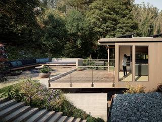 Twin Peaks Feldman Architecture Modern houses