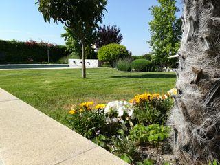 Jardin Sierra Jardineria Integral Marquez Jardines delanteros