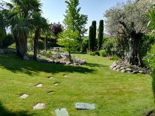 Jardin Sierra Jardineria Integral Marquez Jardines con piedras