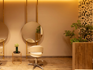 Atelier Susana Camelo SpaFurniture Chipboard Wood effect