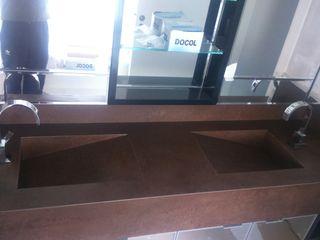 Eccheli Pavimenti e Rivestimenti Salle de bain classique Tuiles Marron