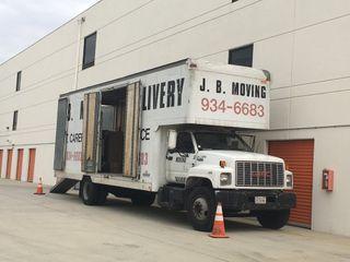 JB Movers Los Angeles HouseholdStorage