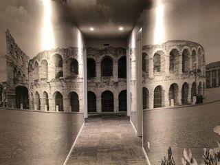 Creativespace Sartoria Murale Walls