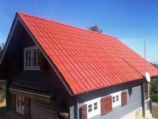 Roofeco System SL Satteldach Plastik