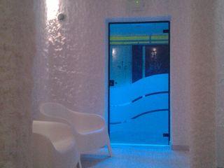 Grotta di Sale Naturale Effimera Via del Sale Effimera Beauty Wellness Spa Hotel in stile mediterraneo Calcare Bianco