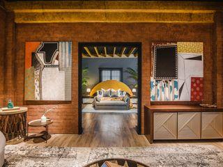 Luis Escobar Interiorismo Salones eclécticos