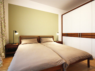raumdeuter GbR Klasik Yatak Odası