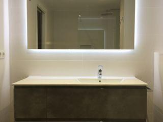 Mueble lavado segundo baño DECORE OLIDEN, SL. Baños modernos