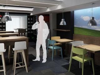 Estudio de Interiorismo para Oficinas Tecnológicas Tono Lledó Estudio de Interiorismo en Alicante Oficinas y tiendas de estilo moderno