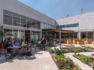 ARCO Arquitectura Contemporánea Modern garden