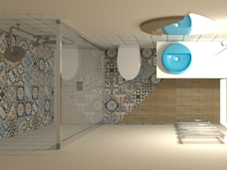Dimensione Edilizia Modern bathroom
