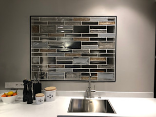 Rimini Baustoffe GmbH Modern style kitchen