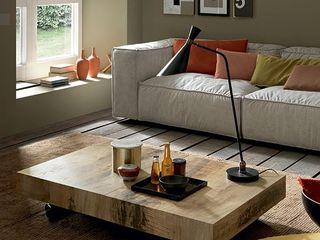 Lo spazio è poco? Fai sparire il tavolo! Mobili a Colori Sala da pranzo moderna Legno composito Effetto legno