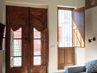 osb arquitectos pintu kayu Parket
