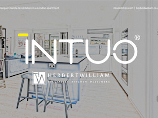 Intuo Blue Bling Intuo Modern style kitchen Blue