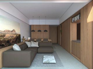 B|L House ALESSIO LO BELLO ARCHITETTO a Palermo Salon moderne