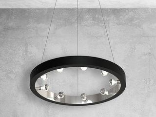 Collection of Marble lamps designed by International Fashion Designer Luxury Chandelier LTD EsszimmerBeleuchtungen Marmor Schwarz