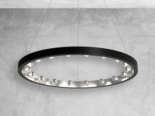 Collection of Marble lamps designed by International Fashion Designer Luxury Chandelier LTD Flur, Diele & TreppenhausBeleuchtungen Marmor Schwarz