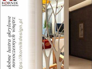 kornikdesign Corridor, hallway & stairs Accessories & decoration Plastic Metallic/Silver