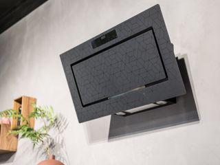 Franke GmbH キッチン電気 ガラス 黒色
