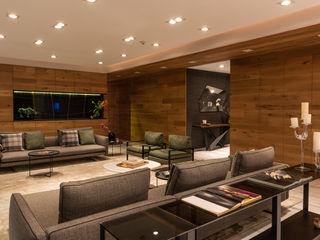 Concepto Taller de Arquitectura Salas modernas