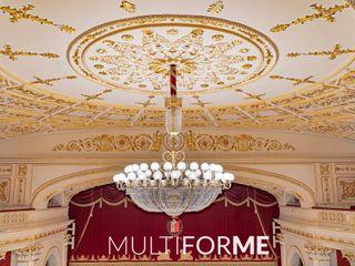 Galli Theater, Rimini MULTIFORME® lighting Lieux d'événements classiques