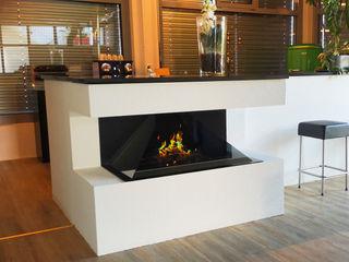 RÜEGG AMBIENT FIRE Rüegg Cheminée Schweiz AG Geschäftsräume & Stores
