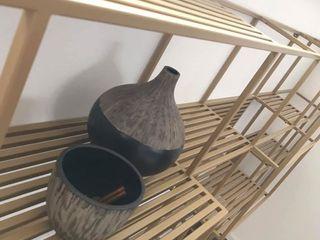 INNOVATEDESIGN® s.a.s. di Eleonora Raiteri Living roomShelves Iron/Steel Amber/Gold