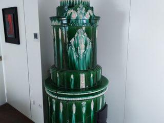 Dallago Stufe HouseholdAccessories & decoration Ceramic Green