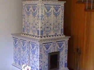 Dallago Stufe HouseholdAccessories & decoration Ceramic White