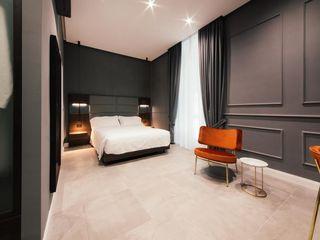 Camere Bed and Breakfast di lusso a Napoli Meka Arredamenti Camera da lettoLetti e testate
