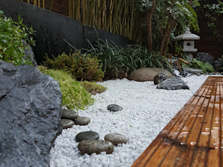 JARDIN JAPONAIS 飯店 花崗岩 White