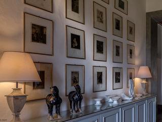 Villa Vistarenni Filippo Foti Foto Hotel in stile classico Ceramica Bianco