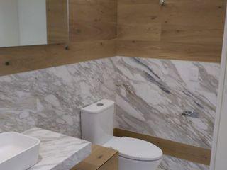 Arquitectura Progresiva BathroomShelves