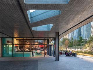 Germán Velasco Arquitectos Modern dining room