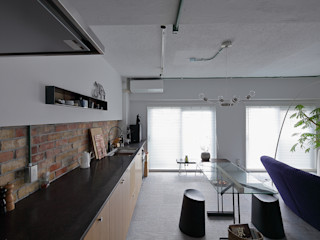 studio m+ by masato fujii Cucinino