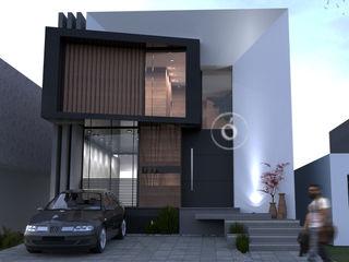 JAIMEZ GÓMEZ ARQUITECTOS Modern houses