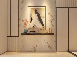 Norm designhaus Koridor & Tangga Modern