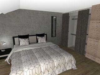 relion conception Dormitorios de estilo escandinavo