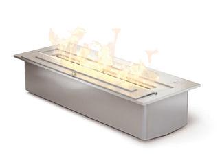RF Design GmbH リビングルーム暖炉&アクセサリー