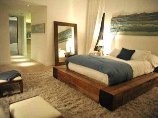 comprar en bali BedroomBeds & headboards Solid Wood Wood effect