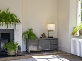 The Hampton Collection Orchid Living roomCupboards & sideboards Wood Grey