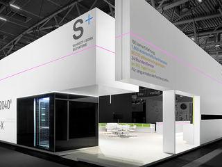 Marius Schreyer Design Pusat Eksibisi Modern