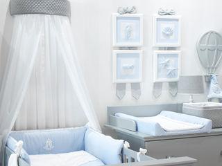 baby d'Oro Phòng trẻ em phong cách tối giản White