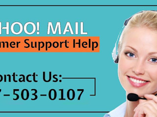 Yahoo Mail Support Number 1877-503-0107 クラシックデザインの テラス 石 透明