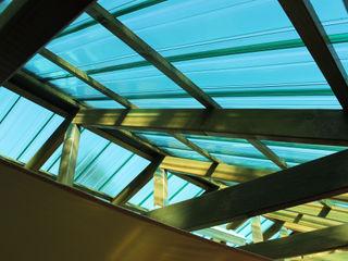 Il Giardino delle Idee Gable roof Plastic Green