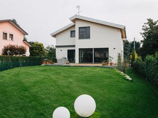 Legnocamuna Case Maisons modernes
