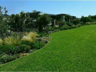 Young Landscape Design Studio Giardino rurale